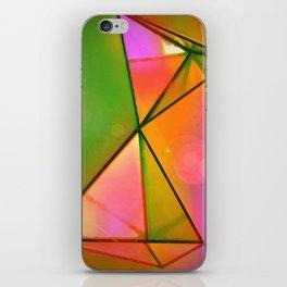 Prismatic II iPhone Skin