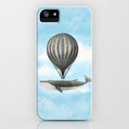 Believe In All Of Your Dreams iPhone Case