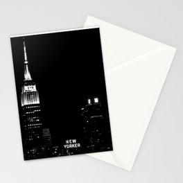 New Yorker B&W Stationery Cards