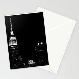 New Yorker B&W Stationery Cards