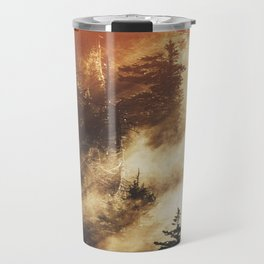 The Woods Have Secrets Travel Mug