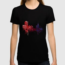 Chicago - Painted Skylines T-shirt