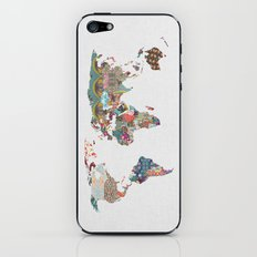 Louis Armstrong Told Us So iPhone & iPod Skin