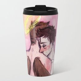 Reverse!Verse Destiel Travel Mug