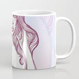 Lana Flipping Hair Coffee Mug