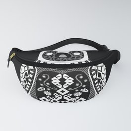 Black Penguin Ecopop Fanny Pack