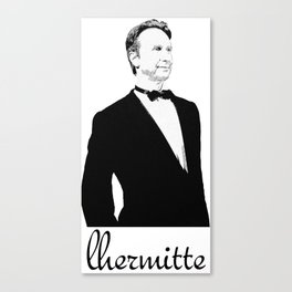 CLASSY THIERRY Canvas Print