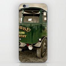The Foden Wagon iPhone & iPod Skin
