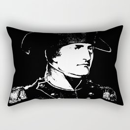 Napoleon Bonaparte Rectangular Pillow