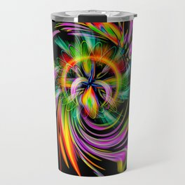 Abstract Perfection 40 Travel Mug