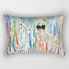 belle histoire Rectangular Pillow