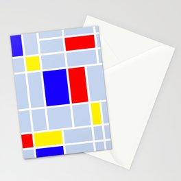 Mondrian #67 Stationery Cards
