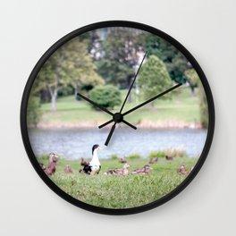 Legion Wall Clock