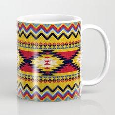 Aztec pattern Mug