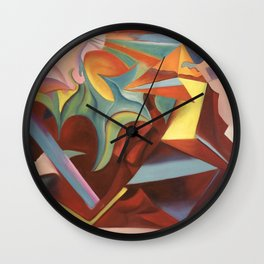 Life Is Magnifique Wall Clock