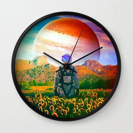 The Perpetually Lost Wall Clock