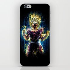 Emotional Fighter Level 2 iPhone Skin