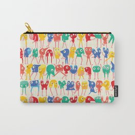 Dancing murs  Carry-All Pouch