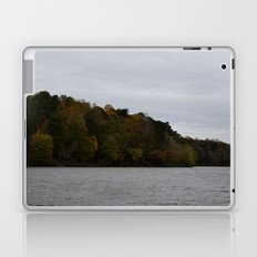 Fall Time at the Lake Laptop & iPad Skin