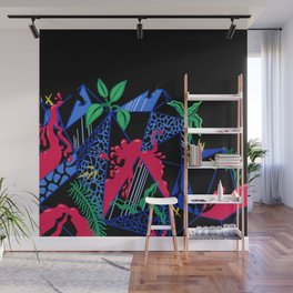 Personality Wall Mural