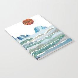 Sea of Ice Notebook