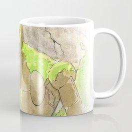Castle Guardian Robot Coffee Mug