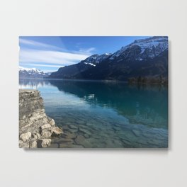 Interlaken, Switerland Metal Print
