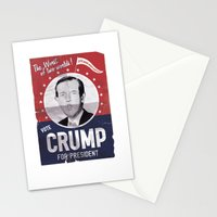 CRUMP ! Stationery Cards