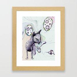 Catenaccio Framed Art Print