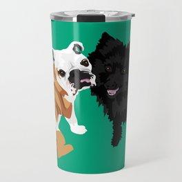 Bailey and Buddy Travel Mug
