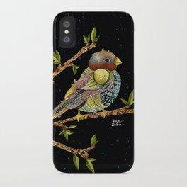 Positivity Bird 3 iPhone Case