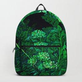 Hydrangea and Horseradish Backpack