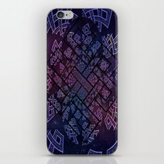 Tibetan Knot/Seed of life  iPhone & iPod Skin