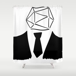 RIPgdr Shower Curtain