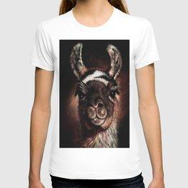 llama Cusco Peru T-shirt
