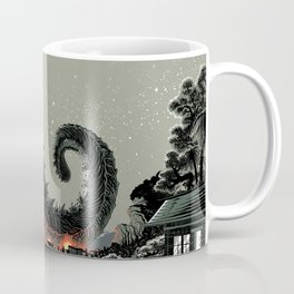 Godzilla - Gray Edition Coffee Mug