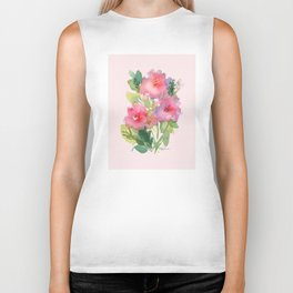Windsor Red Roses Biker Tank
