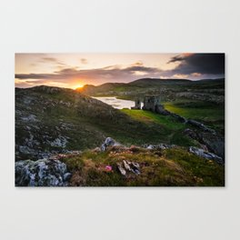 West Cork, Ireland - The Awakening  (RR87) Canvas Print