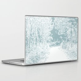 Walk in the Forest Laptop & iPad Skin