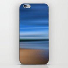 Beach Blur Painted Effect iPhone & iPod Skin
