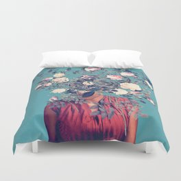 The First Noon I dreamt of You Duvet Cover