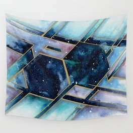 :: Castor and Pollux :: Wall Tapestry