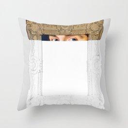 Sight Line Throw Pillow