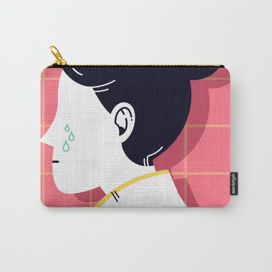 Despair Society Carry-All Pouch