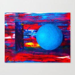 Collaboration 28 Canvas Print
