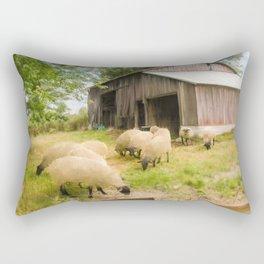 Little Sheep Rectangular Pillow