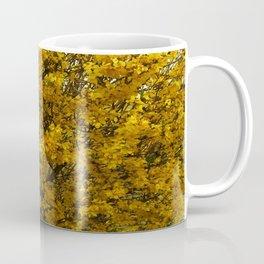 Northern Golden Forsythia Coffee Mug