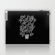 Alpha Geek Laptop & iPad Skin