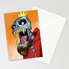 Jackhook Metal Skeleton Stationery Cards