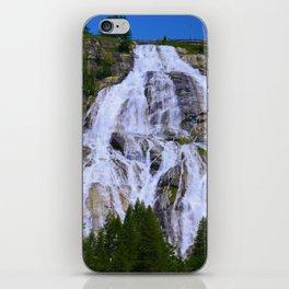 Cascata del Toce iPhone Skin
